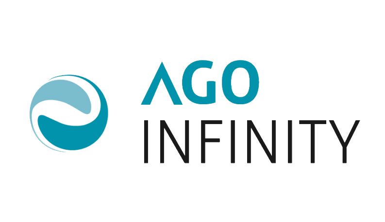 Ago Infinity Logo Software