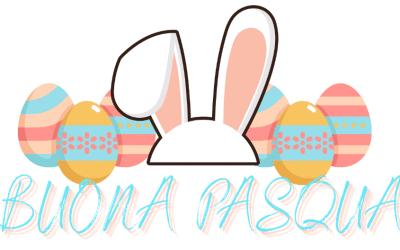 Buona Pasqua! Attività ridotte il 2 Aprile 2021